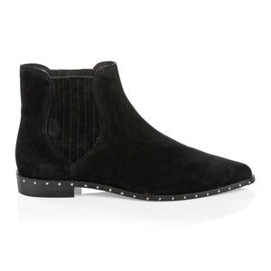 Rebecca Minkoff Madysin Suede Chelsea Boots